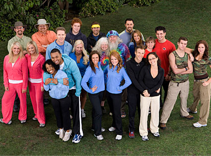Amazing Race, Cast